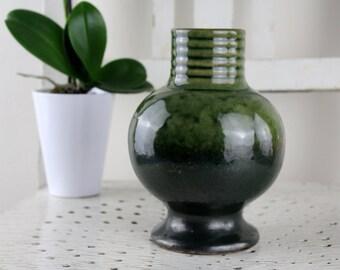 West Germany Vase by Scheurich 115/16 Fat Lava Vase Vintage Pop Art Decor Mid Century Decoration Home Decor 70s Vase Blumentopf