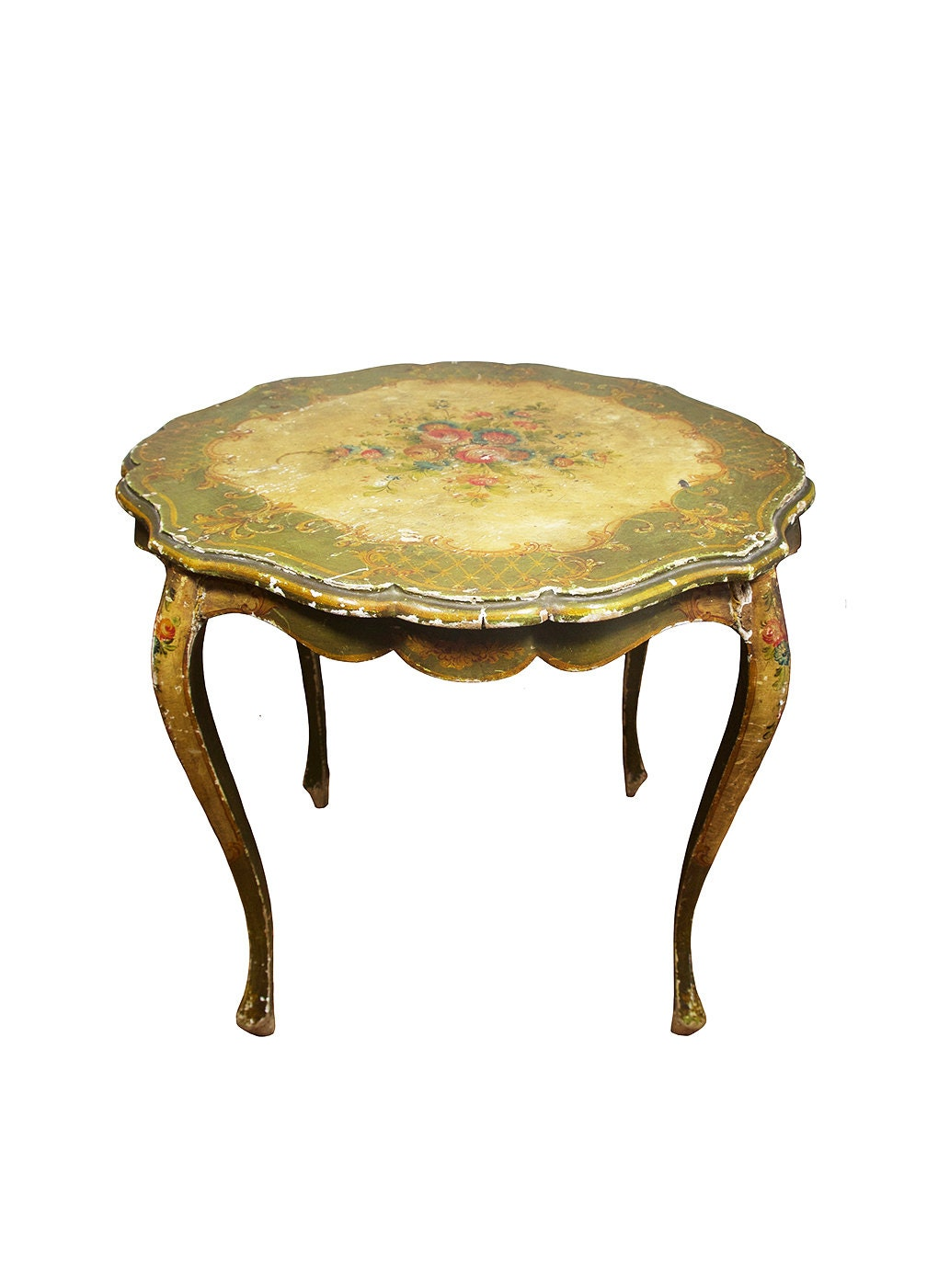 Antique Table Italian Table Antique Furniture Venetian Decor