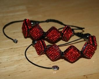 Premium Jewellery!!! Shamballa Style