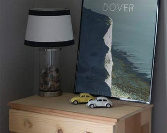 White Cliffs of Dover Poster 11x17 18x24 24x36