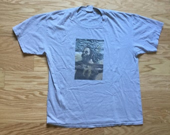 Grateful Dead Vintage Jerry Garcia Rio Art Shirt