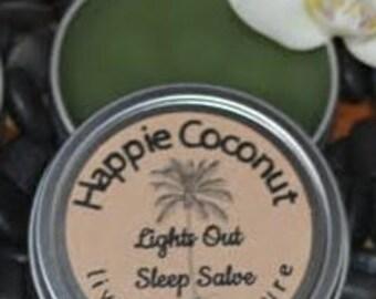 Happie Coconut - Lights Out Sleep Salve
