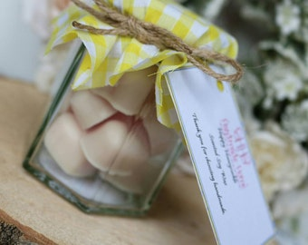 Handmade Beautiful Scented Soy Wax Melts
