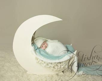 Moon Photo Prop - Newborn Photography Prop