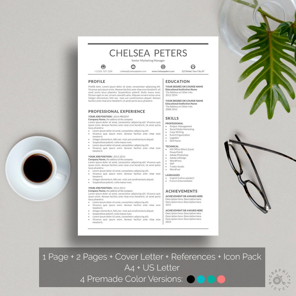 The Purpose Of A Resume Excel Resume Template Instant Download Creative Resume Template Word Resume Customer Service Objective with Designers Resume Pdf Zoom Resume For A Server Excel