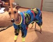 Custom Greyhound/Whippet/Italian Greyhound Pajamas