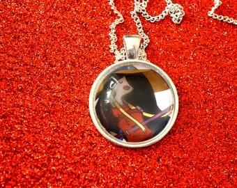 Marceline The Vampire Queen / Marceline Abadeer - Adventure Time Necklace