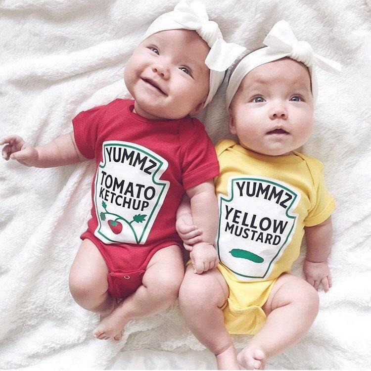 zoom - Baby Twin Halloween Costumes