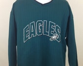 Philadelphia eagles vintage womens clothes