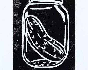 Pickle in a Jar