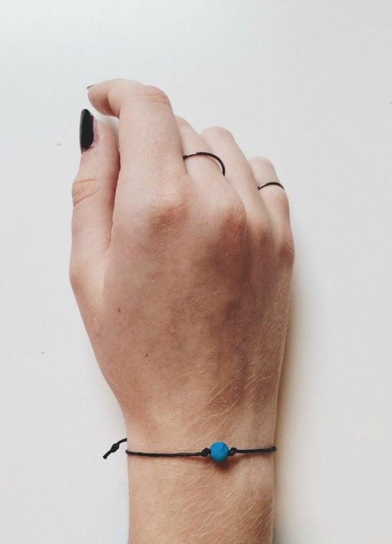 Circle ~ friendship/wish ~ bracelet