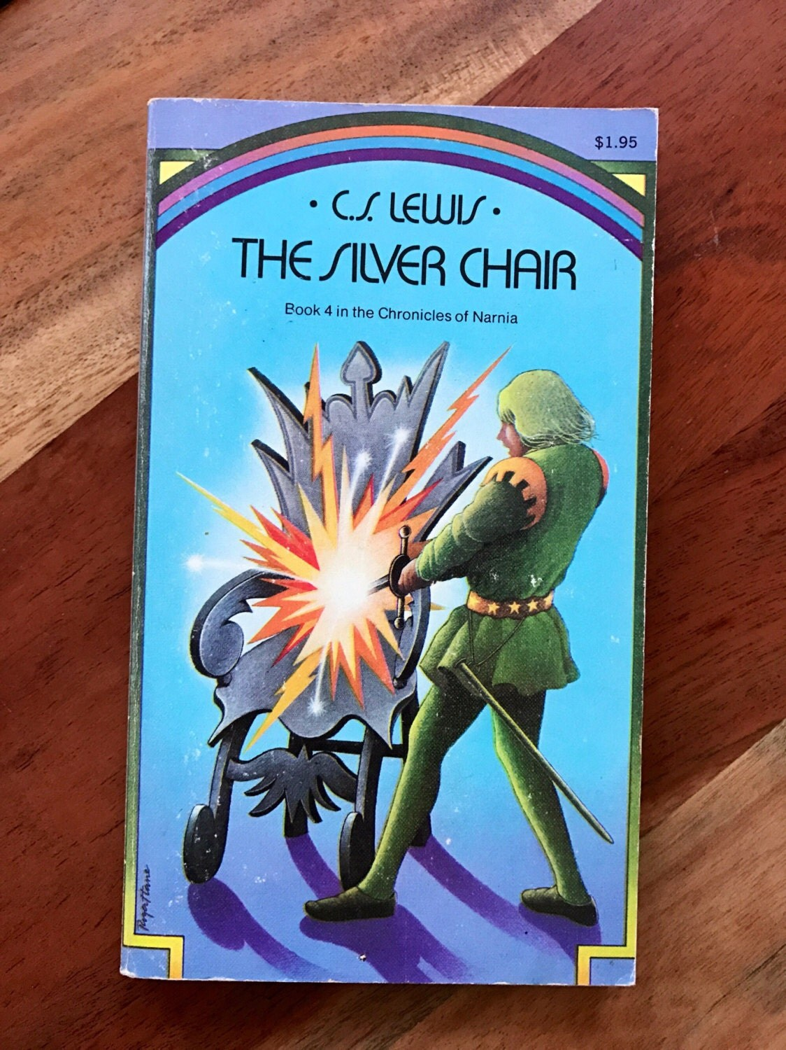 The narnia covers book 4 the silver chair -  Zoom