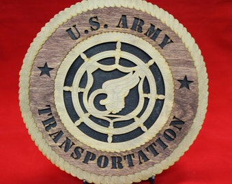 US Army Transportation Tribute
