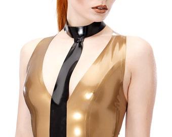 Mistress Latex Tie