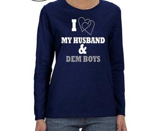 I Love my Husband &...
