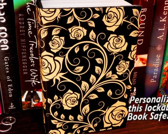 Gifts for Sister Gift Jewelry Storage Jewelry Box Trinket Box Book Jewelry Box Jewelry Organizer Gift Box Decorative Box Personalized Womens