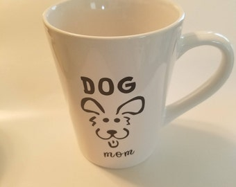 Dog mom mug, Dog lovers mug, Dog mom, Dog mom coffee mug, Dog owner mug