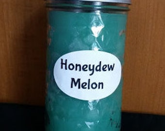 Honeydew Melon 12 oz. Candle