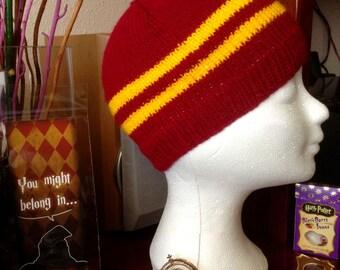 Gryffindor beanie - Harry Potter