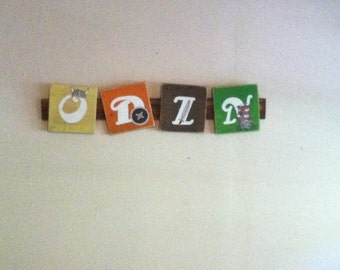 Name Sign - Name Sign for Kids - Kids Room Sign - Name Sign Wood - Name Sign Nursery - Baby Shower Gift - Personalized - Pallet Wood Sign