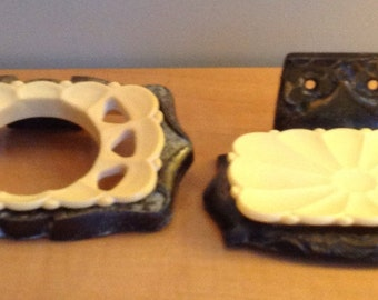 Together for bathroom, toothbrush and SOAP, SOAP dish
