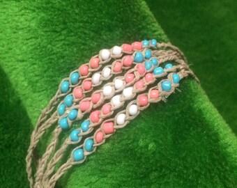 Transgender Pride Wish Bracelet