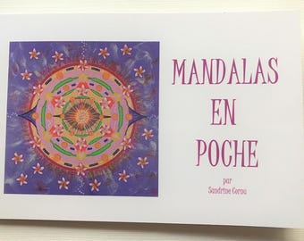 """Little book """"Mandalas in your Pocket"""""""
