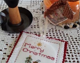 Pattern  Rudolph Cross  stitch pattern,  Merry Christmas pattern,  Rudolph download