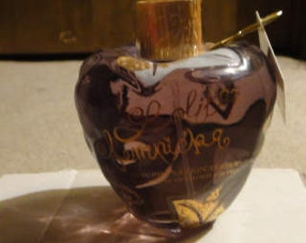 Vintage Lolita Lempicka Eau de Parfum 3.4 fl oz  Mini Perfume new rare demonstration made in France unused