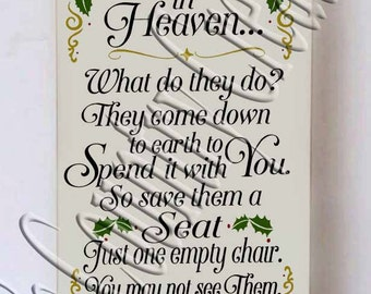 Christmas in Heaven Holly   SVG, PNG, JPEG