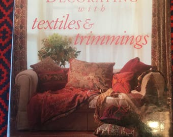 Laura Ashley Decorating with Textiles and Trimmings