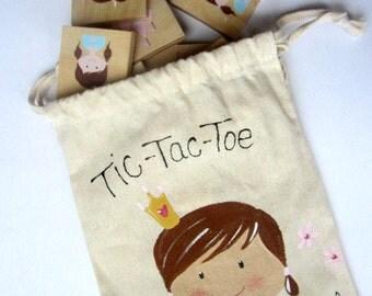 Game of Tic-Tac-Toe Princess