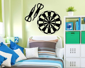 Target Decals Etsy