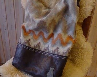 Shoulder / carry bag combination