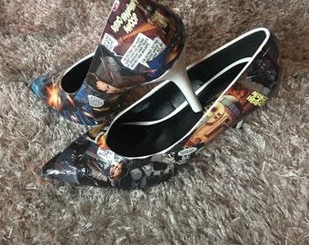 Star Wars Stilettos