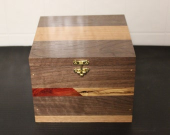 Black Walnut Keep sake box