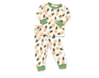 Pineapple Pajama Set