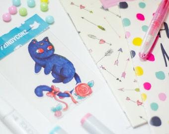 Luna Sticker pack
