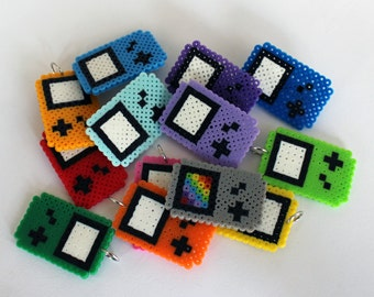 Game Boy Mini Perler Beads