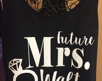 Future Mrs engagement shirt