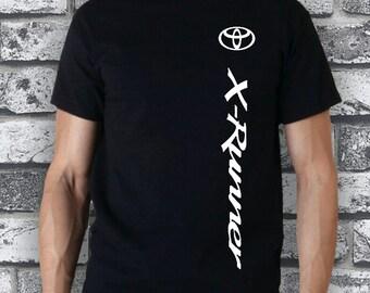 TOYOTA X-Runner T Shirts