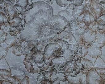 Abbey's Garden  Cotton Fabric