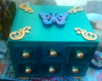 Altar/witches/Trinket Bix