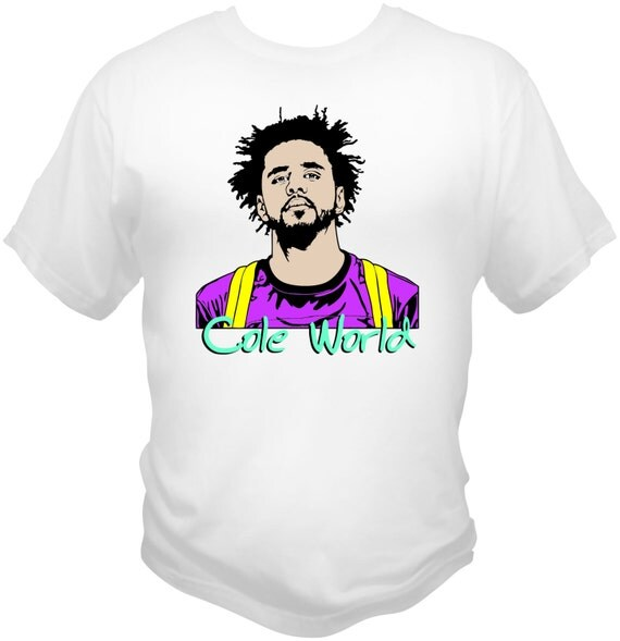 Cole World J Cole T-Shirt