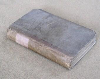 1838 Medical Handbook