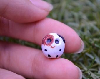 Miniature Polymer Clay Guinea Pig