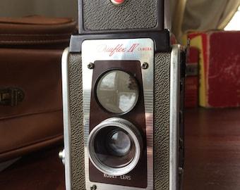 Vintage Kodak Duaflex IV 620 Film Camera