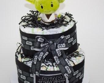 Star Wars Diaper Cake #2