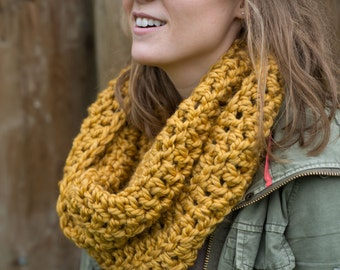 Cozy Crochet Scarf