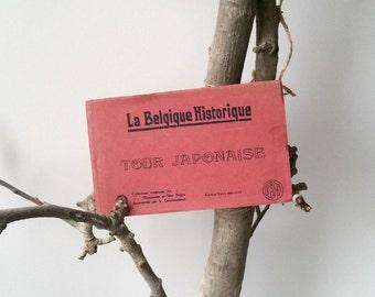 """Antique photos """"Tour Japonaise"""""""